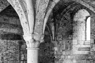 San Galgano - Sala capitolare
